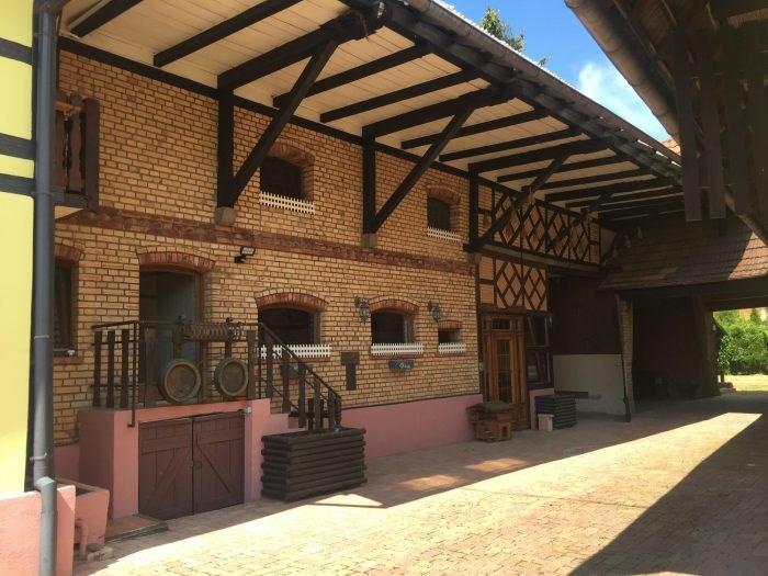 Vente maison / villa Roeschwoog 392700€ - Photo 2