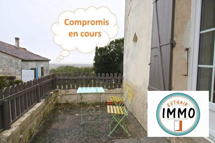 Sale house / villa Mortagne-sur-gironde 107500€ - Picture 1
