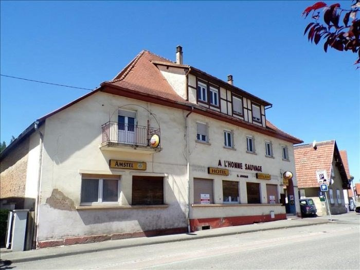 Investment property building Seltz 329600€ - Picture 2