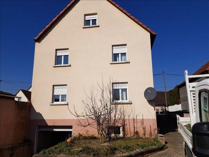 Sale house / villa Sessenheim 265000€ - Picture 1