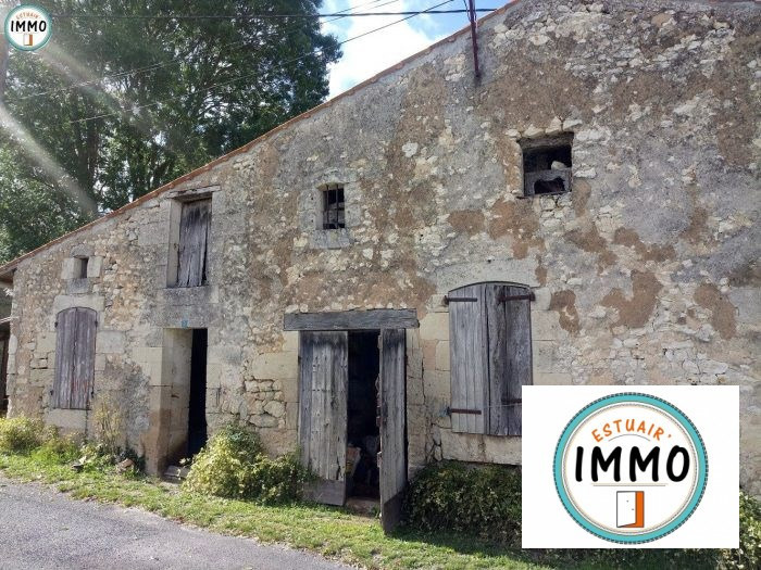 Vente maison / villa Saint-ciers-du-taillon 45000€ - Photo 1