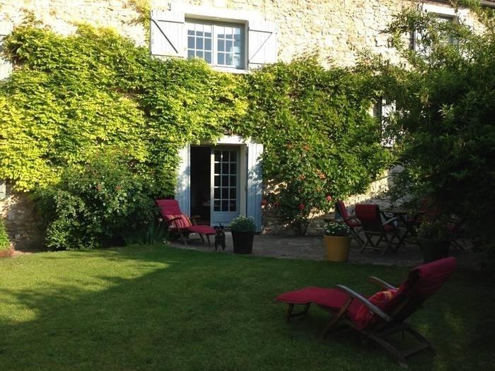 Sale house / villa St nom la breteche 895000€ - Picture 2