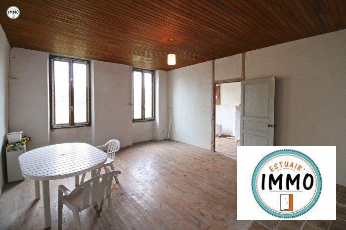 Vente maison / villa Saint-fort-sur-gironde 66 000€ - Photo 4