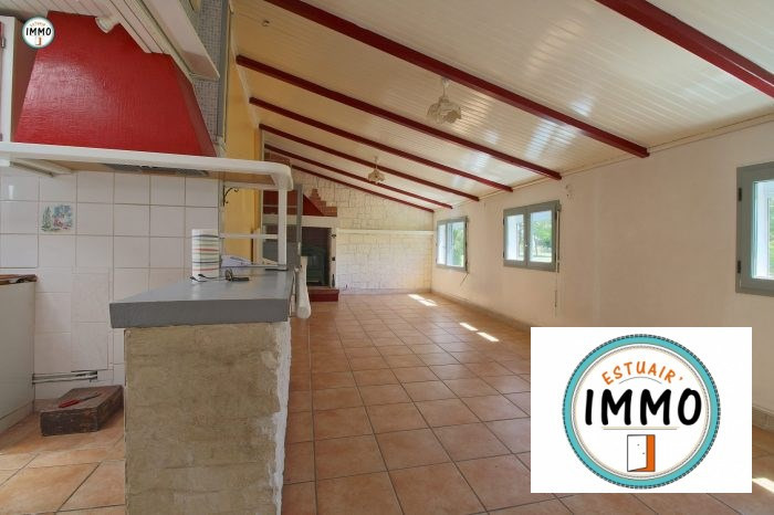 Vente maison / villa Mortagne-sur-gironde 133750€ - Photo 6