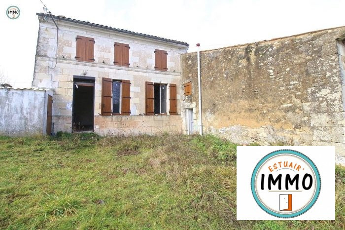 Vente maison / villa Saint-fort-sur-gironde 66 000€ - Photo 1