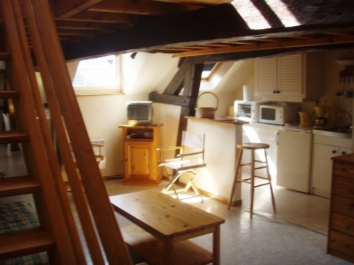 Rental apartment Honfleur 425€ CC - Picture 4