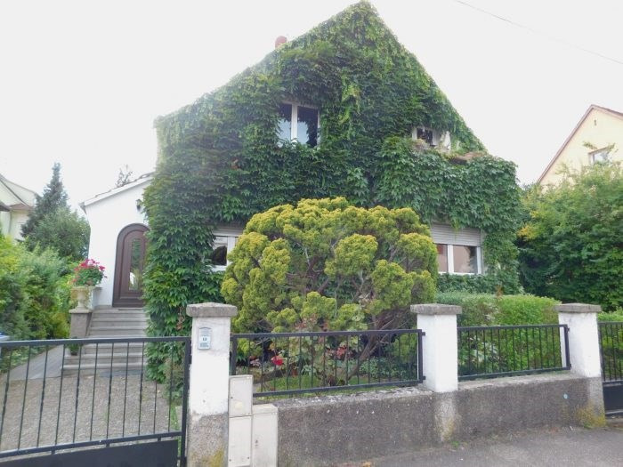 Vendita casa Strasbourg 330000€ - Fotografia 1