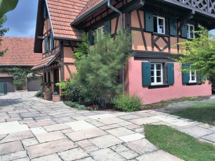Verkauf von luxusobjekt haus Gambsheim 573000€ - Fotografie 2