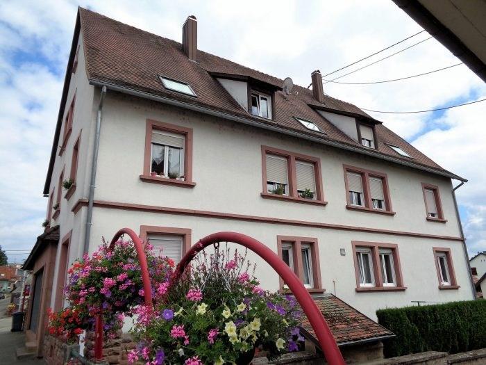 Alquiler  apartamento Zinswiller 605€ CC - Fotografía 1