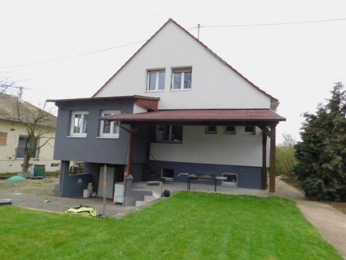 Verkauf haus Schwindratzheim 372750€ - Fotografie 1