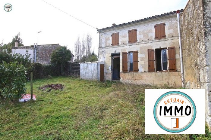 Vente maison / villa Saint-fort-sur-gironde 66 000€ - Photo 2