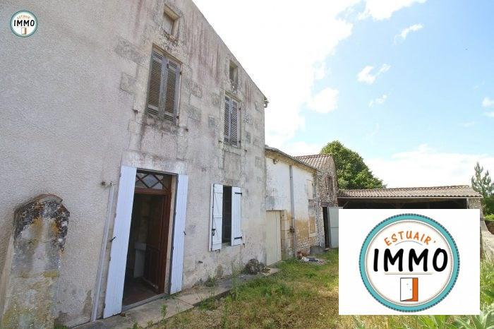 Vente maison / villa Saint-dizant-du-bois 50000€ - Photo 2