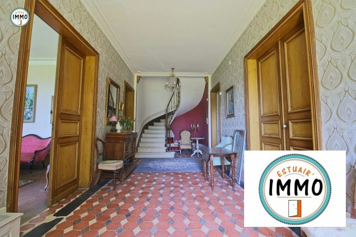 Deluxe sale house / villa Saint-fort-sur-gironde 599 000€ - Picture 7