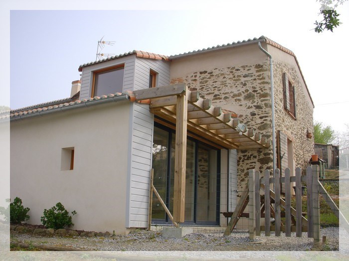 Rental house / villa Drain 672€ CC - Picture 1