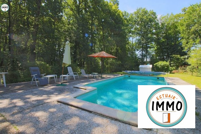 Sale house / villa Mortagne-sur-gironde 194250€ - Picture 1