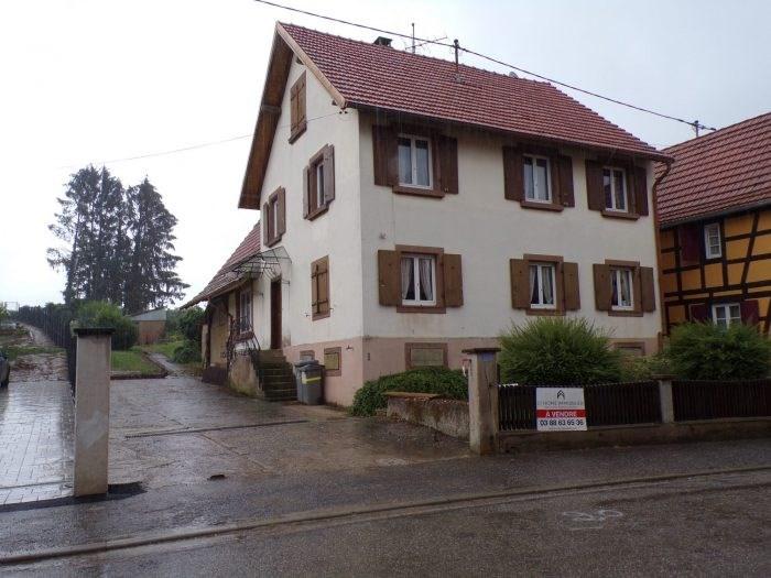 Vendita casa Brumath 224700€ - Fotografia 1