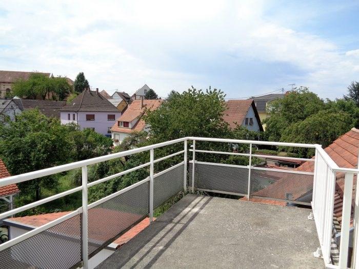 Locação apartamento Soufflenheim 568€ CC - Fotografia 1