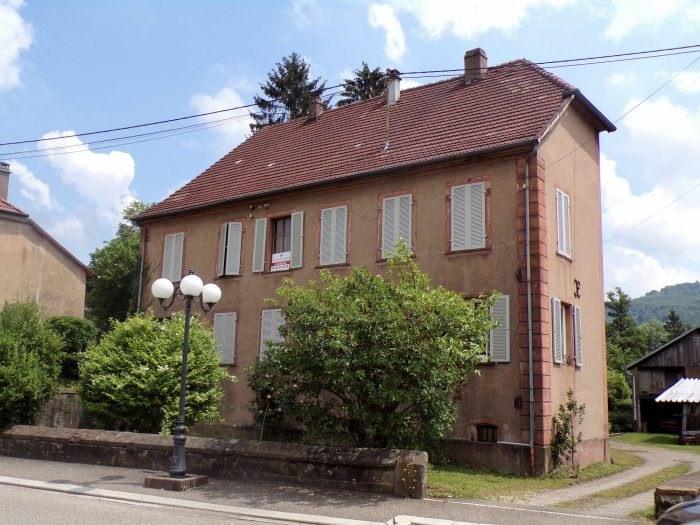 Venta  apartamento Schirmeck 76000€ - Fotografía 1
