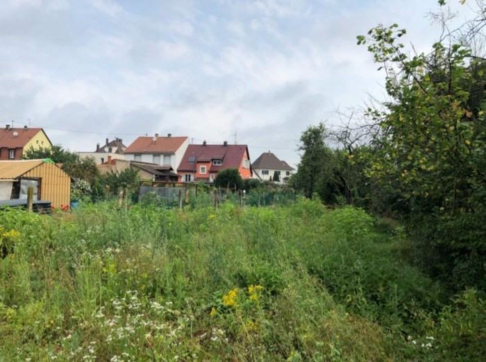 Verkoop  stukken grond Strasbourg 200000€ - Foto 2