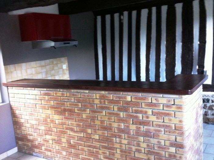 Rental house / villa Fiquefleur-équainville 650€ CC - Picture 3