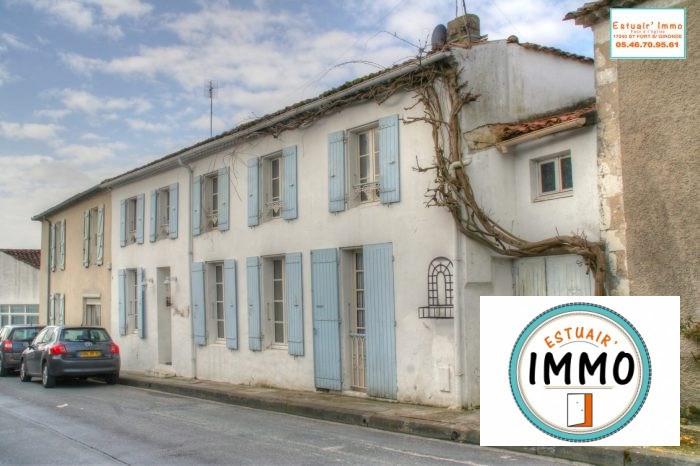 Sale house / villa Arces 158900€ - Picture 1