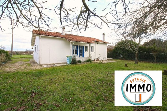 Vente maison / villa Mortagne-sur-gironde 139000€ - Photo 12