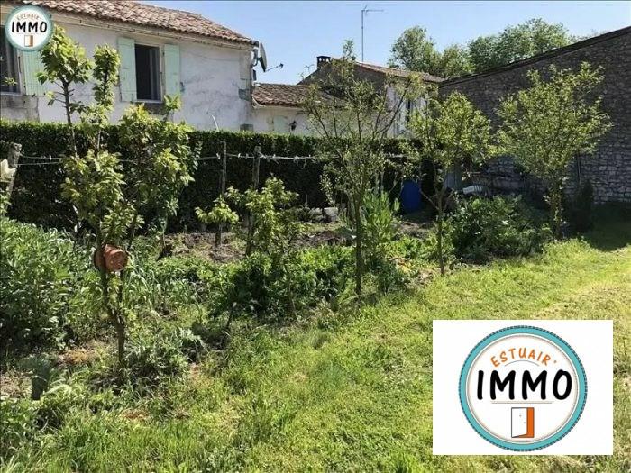Vente maison / villa Mortagne-sur-gironde 65500€ - Photo 3
