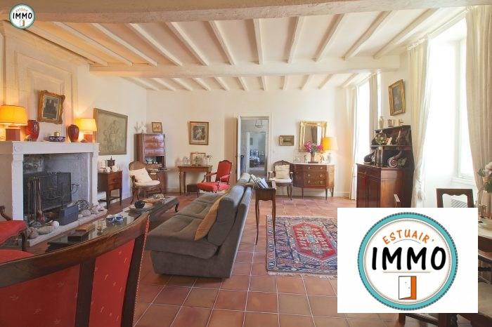 Sale house / villa Saint-fort-sur-gironde 317500€ - Picture 2