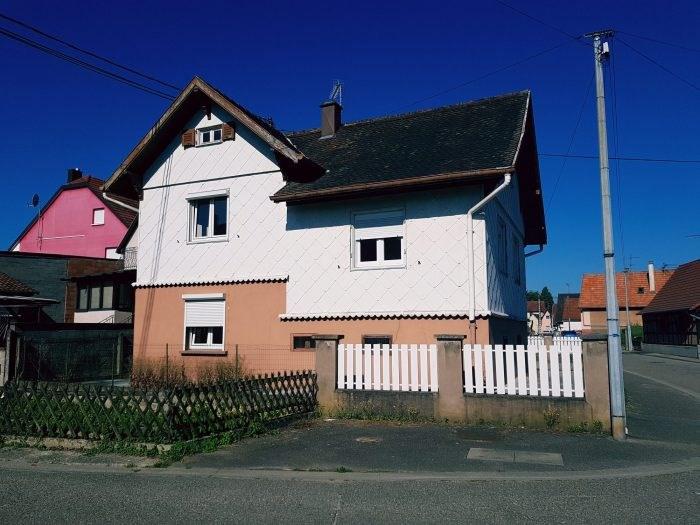 Verkauf haus Soufflenheim 246100€ - Fotografie 1