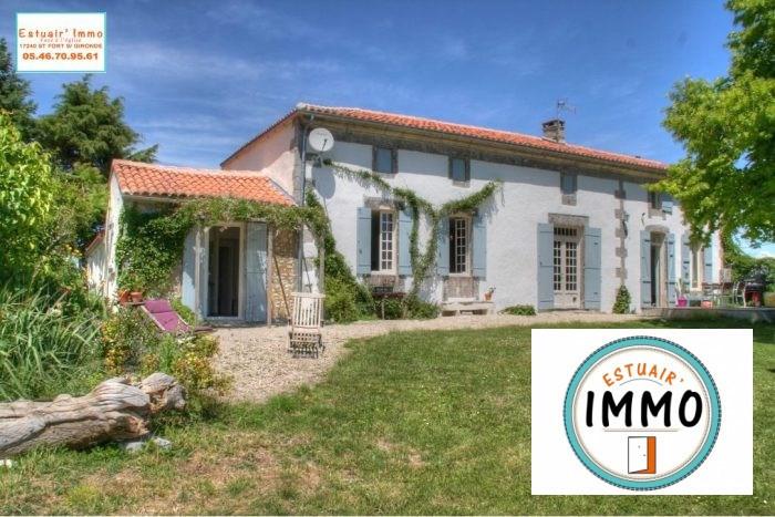 Vente de prestige maison / villa Saint-thomas-de-cônac 318000€ - Photo 1