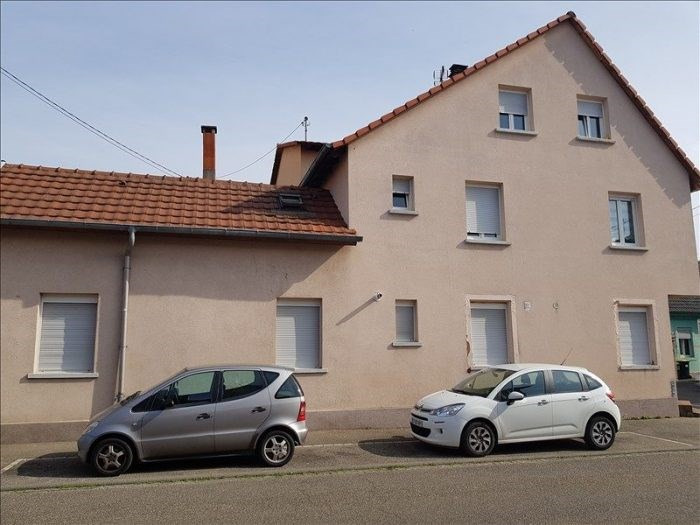 Vente immeuble Bischwiller 372 750€ - Photo 1