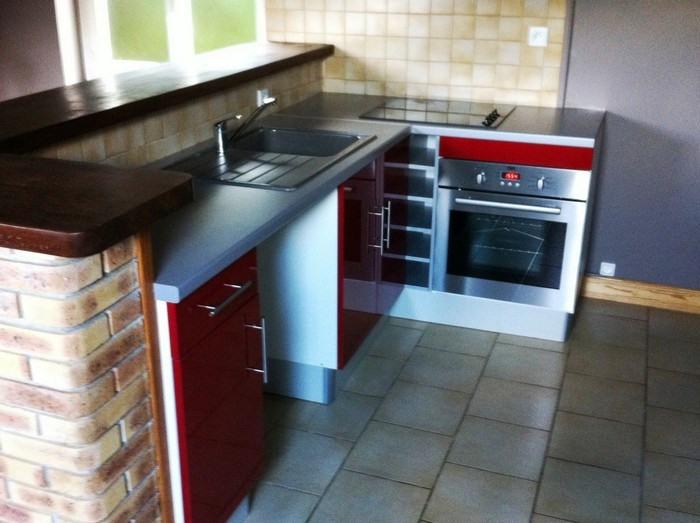 Rental house / villa Fiquefleur-équainville 650€ CC - Picture 2