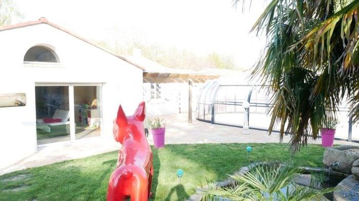 Deluxe sale house / villa La bernardière 363000€ - Picture 8