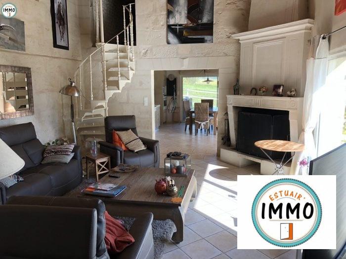 Vente maison / villa Saint-dizant-du-gua 527500€ - Photo 3