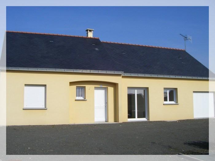 Rental house / villa Belligné 650€ CC - Picture 1