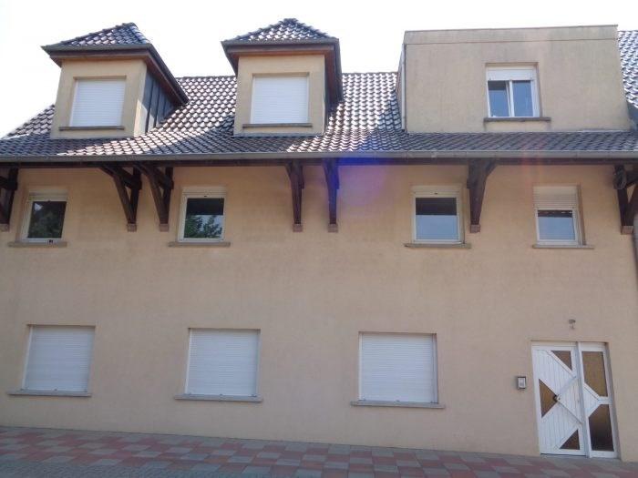 Rental apartment Gunstett 555€ CC - Picture 1