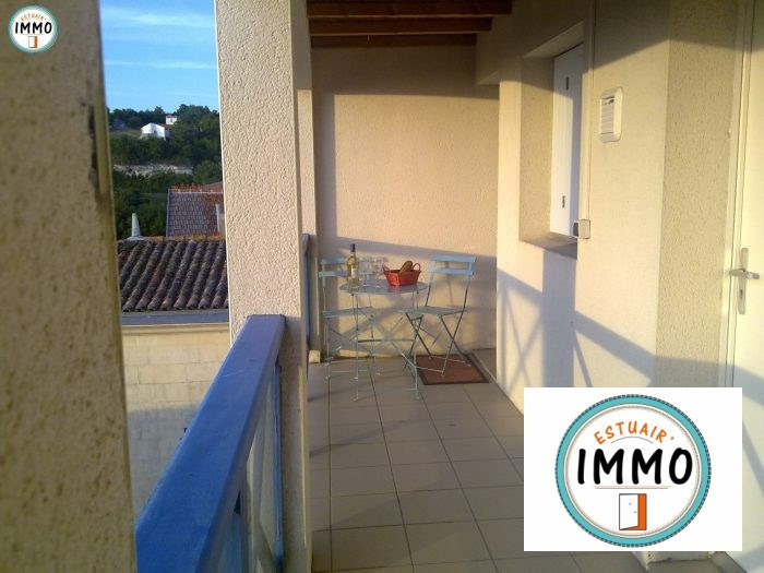 Sale apartment Mortagne-sur-gironde 88 640€ - Picture 1