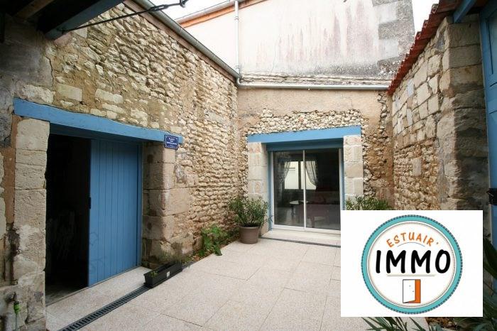 Vente maison / villa Mortagne-sur-gironde 160000€ - Photo 1