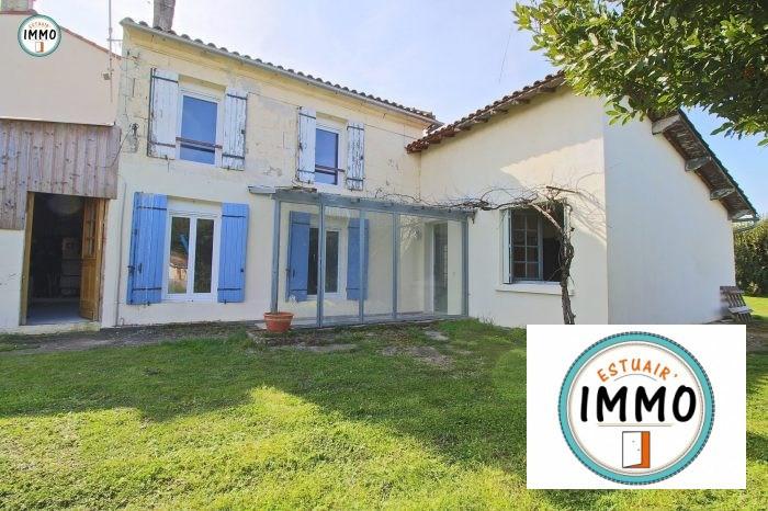 Vente maison / villa Saint-fort-sur-gironde 125250€ - Photo 1