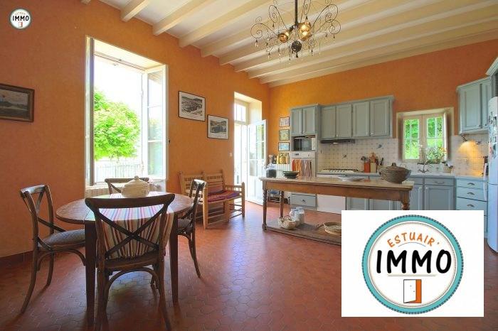 Vente de prestige maison / villa Mortagne sur gironde 598900€ - Photo 8