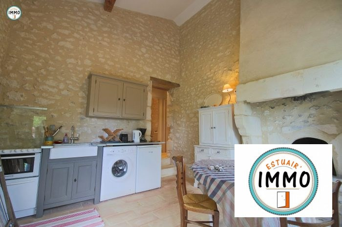 Vente de prestige maison / villa Mortagne sur gironde 598900€ - Photo 18