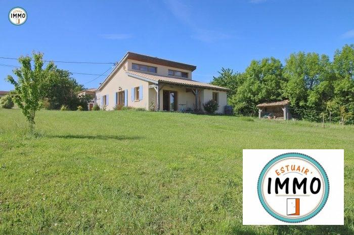 Vente maison / villa Saint-fort-sur-gironde 181000€ - Photo 1