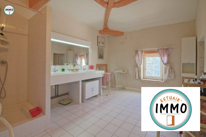 Sale house / villa Saint-fort-sur-gironde 317500€ - Picture 6