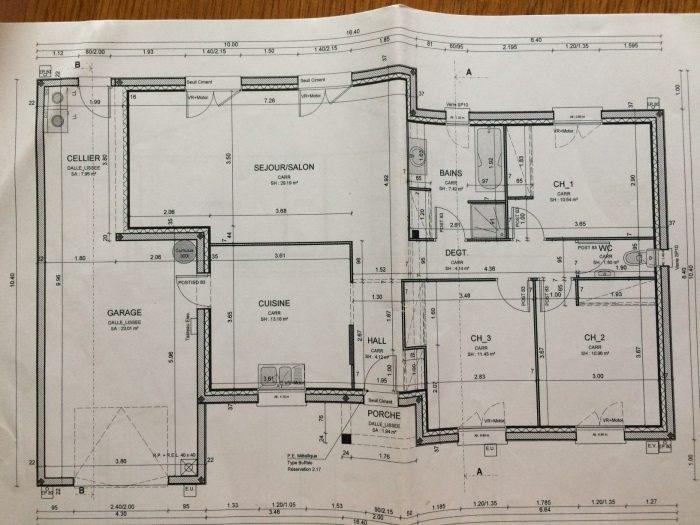 Rental house / villa L'herbergement 700€ CC - Picture 5