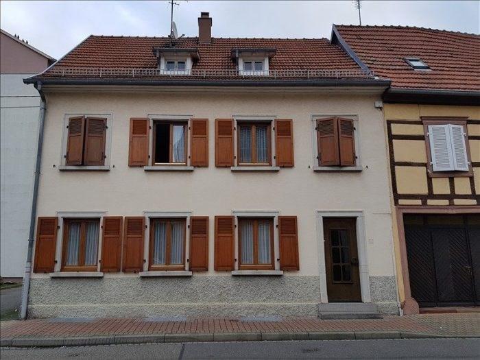 Verkauf haus Bischwiller 162000€ - Fotografie 1