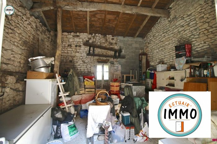 Sale house / villa Mortagne sur gironde 192960€ - Picture 10