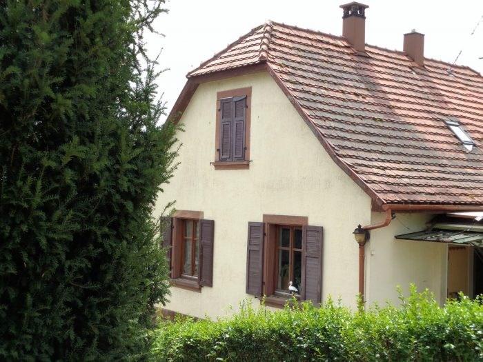 Location maison / villa Gunstett 830€ CC - Photo 1