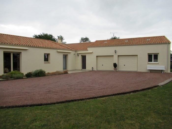 Investment property house / villa Dompierre-sur-yon 342200€ - Picture 2