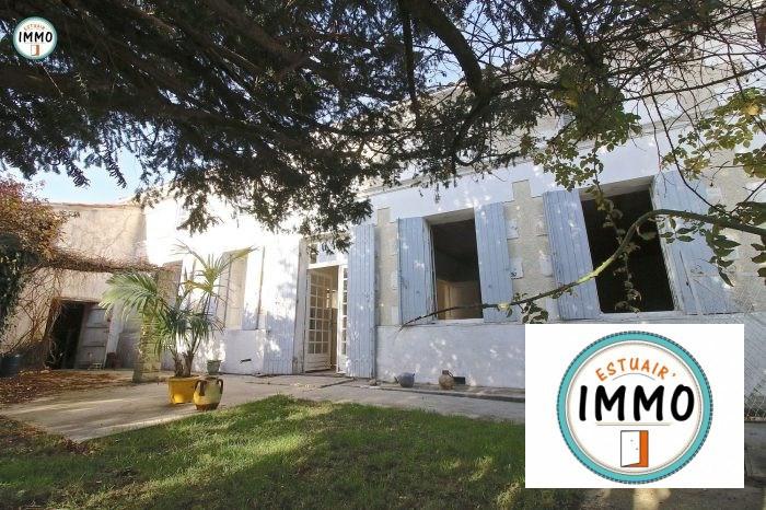 Sale house / villa Saint-dizant-du-gua 108400€ - Picture 1