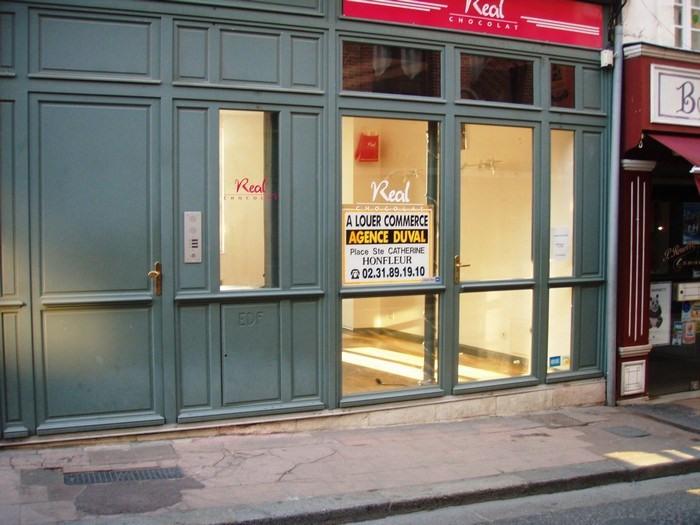Alquiler  tienda Honfleur 1520€ HT/HC - Fotografía 1